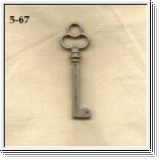 Furniture key 5-67